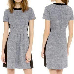MADEWELL Parkline Gray Colorblock Dress 2
